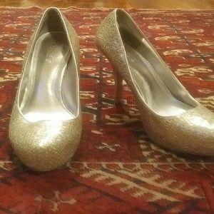 Cinderella heels!